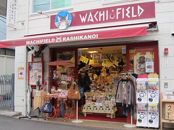131125-4 WachiField 吉祥寺店