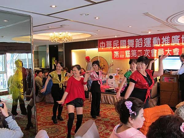140112 中華民國舞蹈運動協會第四屆第二次會員大會 (3)