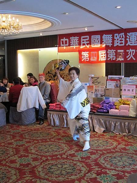 140112 中華民國舞蹈運動協會第四屆第二次會員大會 (6)