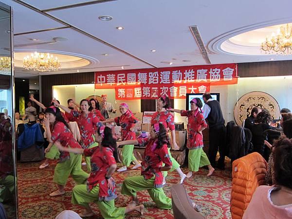 140112 中華民國舞蹈運動協會第四屆第二次會員大會 (7)