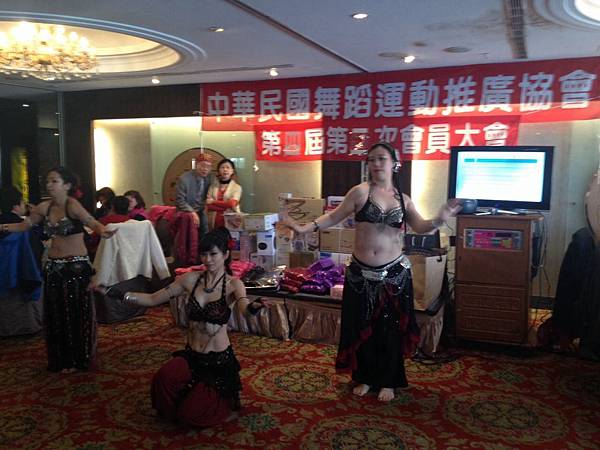 140112 中華民國舞蹈運動協會第四屆第二次會員大會 (9)