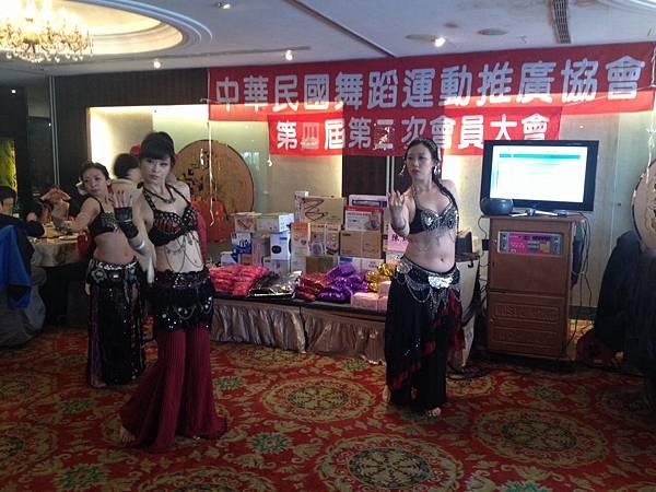 140112 中華民國舞蹈運動協會第四屆第二次會員大會 (10)