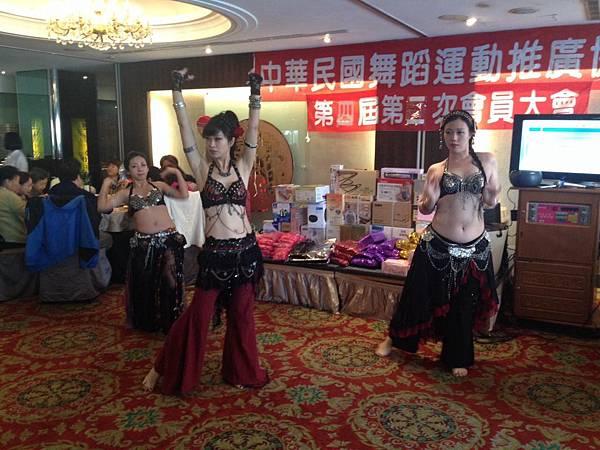 140112 中華民國舞蹈運動協會第四屆第二次會員大會 (11)