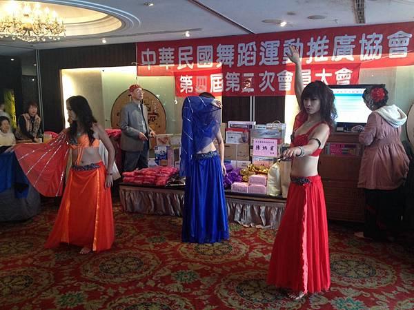 140112 中華民國舞蹈運動協會第四屆第二次會員大會 (13)