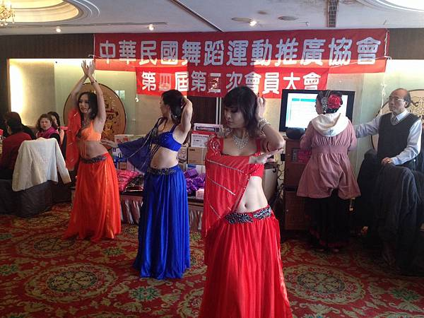 140112 中華民國舞蹈運動協會第四屆第二次會員大會 (14)