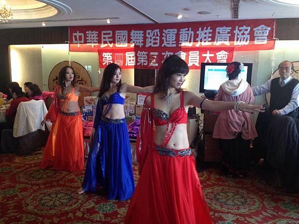 140112 中華民國舞蹈運動協會第四屆第二次會員大會 (16)