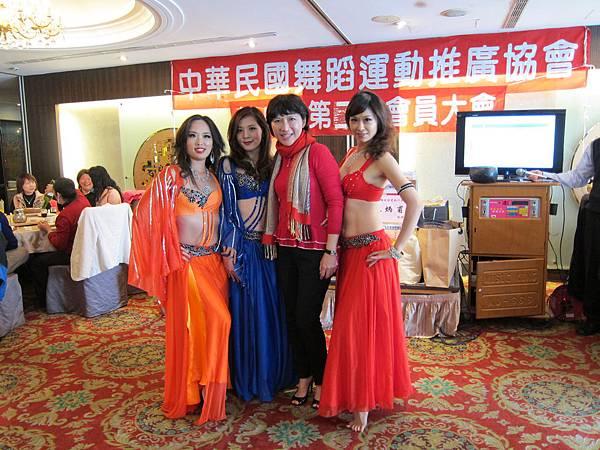 140112 中華民國舞蹈運動協會第四屆第二次會員大會 (19)