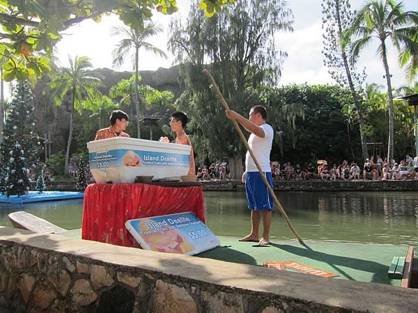 131209 獨木舟水上舞蹈表演 Canoe Pageant (5)