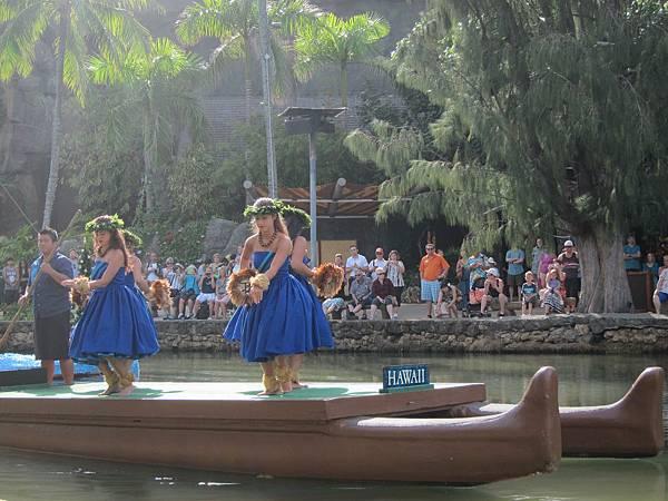 131209 獨木舟水上舞蹈表演 Canoe Pageant (9)