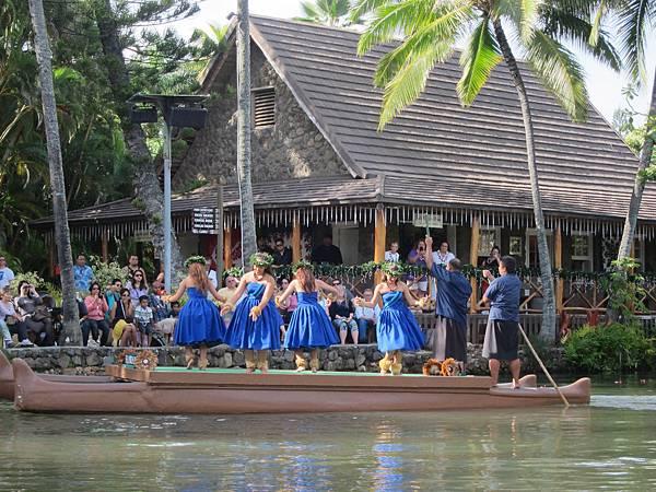 131209 獨木舟水上舞蹈表演 Canoe Pageant (11)