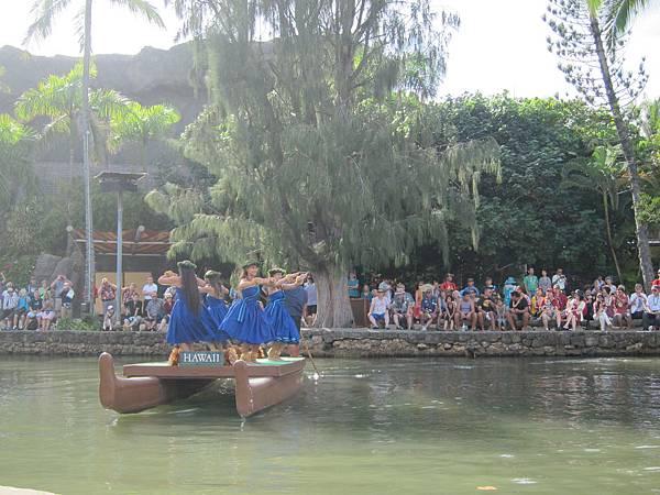 131209 獨木舟水上舞蹈表演 Canoe Pageant (13)