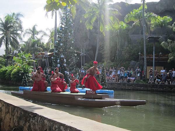 131209 獨木舟水上舞蹈表演 Canoe Pageant (14)