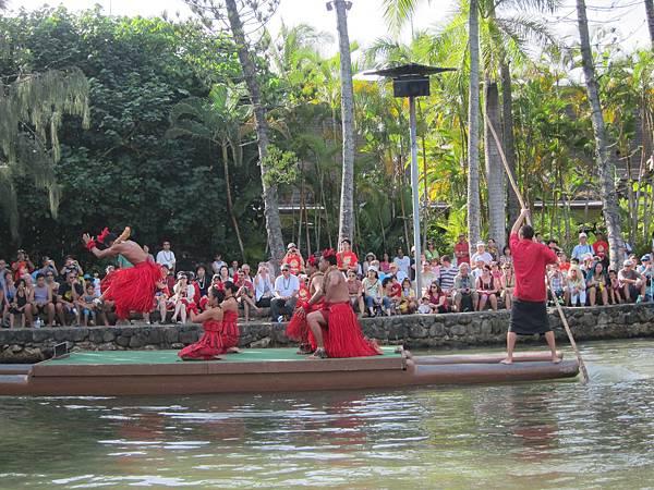131209 獨木舟水上舞蹈表演 Canoe Pageant (16)