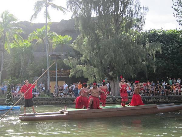 131209 獨木舟水上舞蹈表演 Canoe Pageant (17)