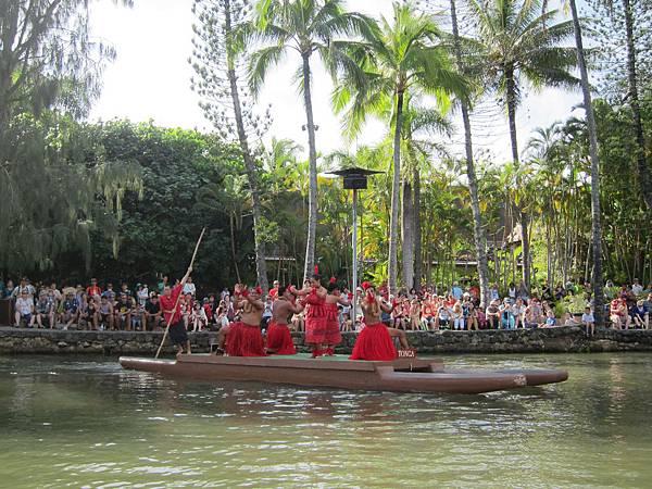 131209 獨木舟水上舞蹈表演 Canoe Pageant (18)