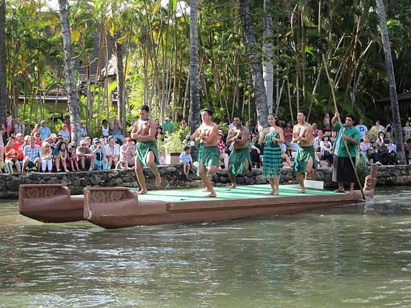 131209 獨木舟水上舞蹈表演 Canoe Pageant (26)