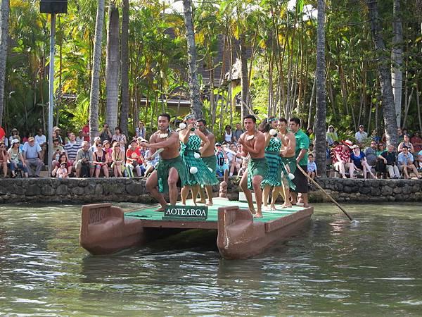 131209 獨木舟水上舞蹈表演 Canoe Pageant (28)