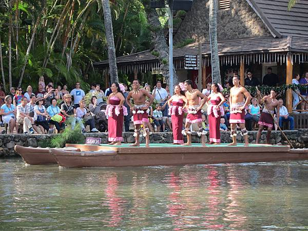 131209 獨木舟水上舞蹈表演 Canoe Pageant (30)