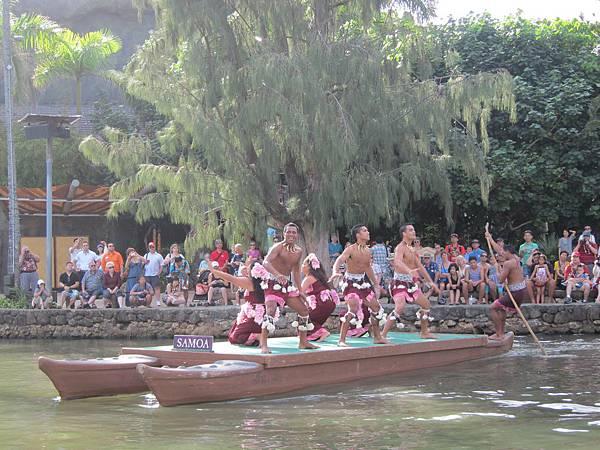 131209 獨木舟水上舞蹈表演 Canoe Pageant (31)