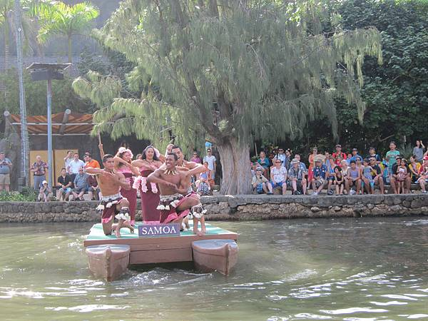 131209 獨木舟水上舞蹈表演 Canoe Pageant (32)