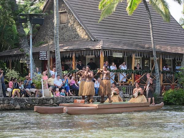 131209 獨木舟水上舞蹈表演 Canoe Pageant (34)