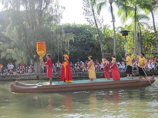 131209 獨木舟水上舞蹈表演 Canoe Pageant (40)