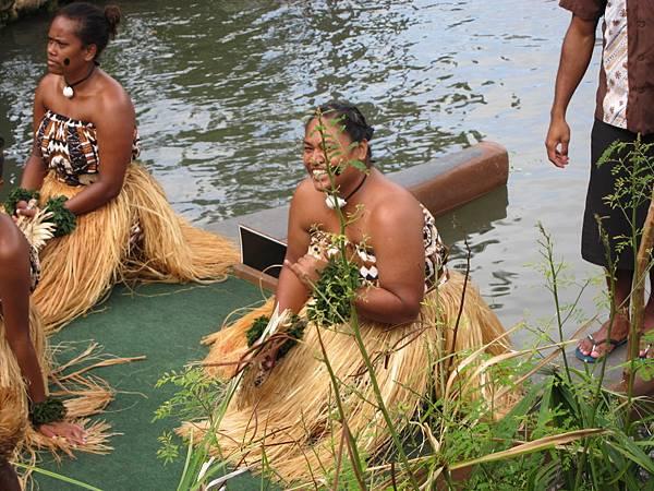 131212 獨木舟水上舞蹈表演 Canoe Pageant (2)
