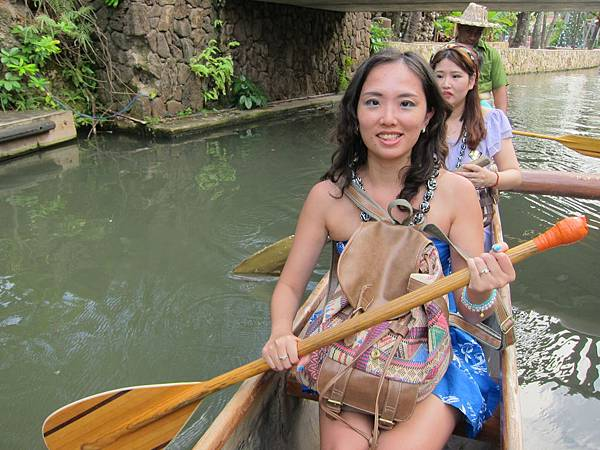 獨木舟之旅 Canoe Ride (6)