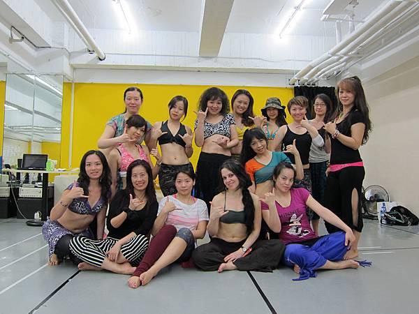 140424 Hula Fusion Choreography