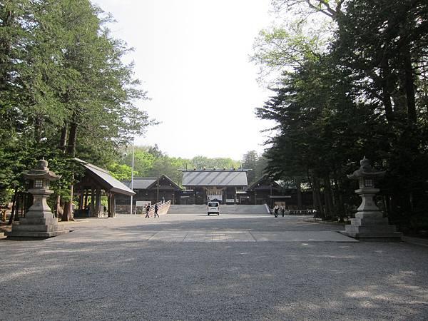 140529-5 北海道神宮 (1)