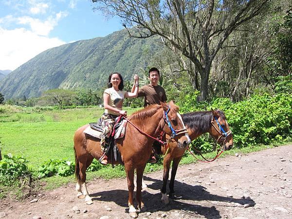 150401-1 Horseback Adventure@Waipi'o on Horseback (63)