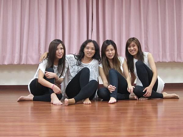 150629 救國團週一美式性感舞蹈班 (1)