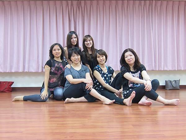 150831救國團週一美式性感舞蹈班