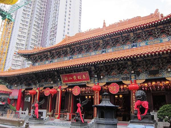 151025-5 黃大仙廟 (9)