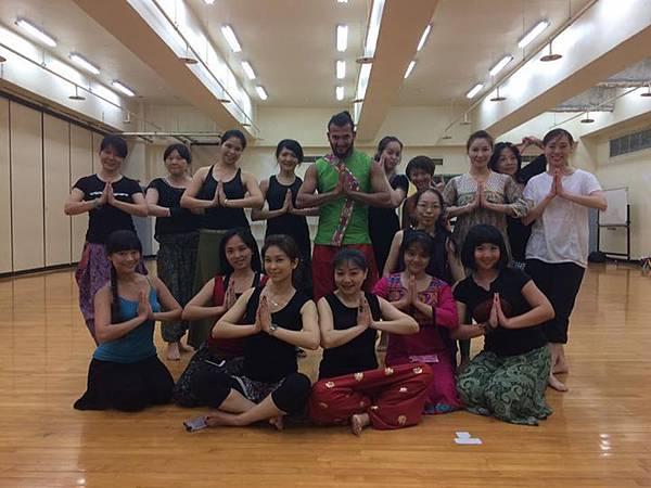 160617 Sunny Singh Workshop - 傳統寶萊塢舞碼 Sava Dollor