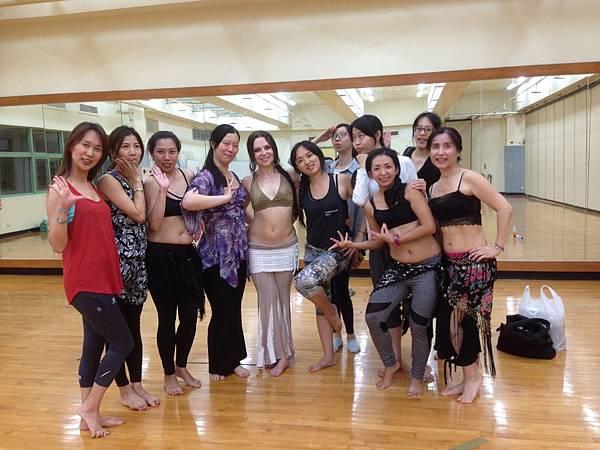 160621 Moria Weeklong Workshop Day 4
