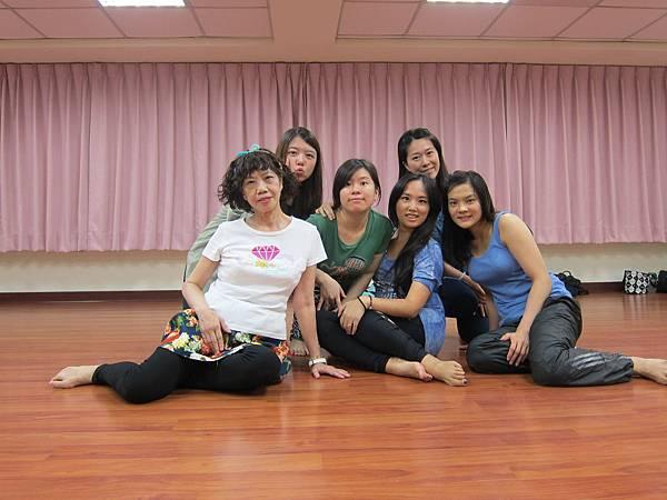 160824 救國團週三美式性感舞蹈班