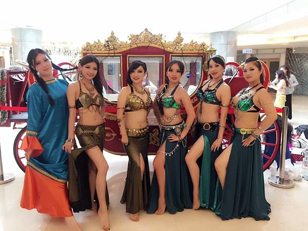 160826 Bossa寶石環球東方舞蹈大賽 (11)