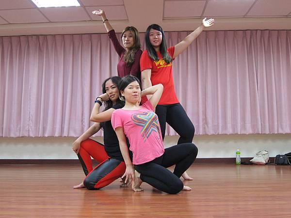 161026 救國團週三美式性感舞蹈班