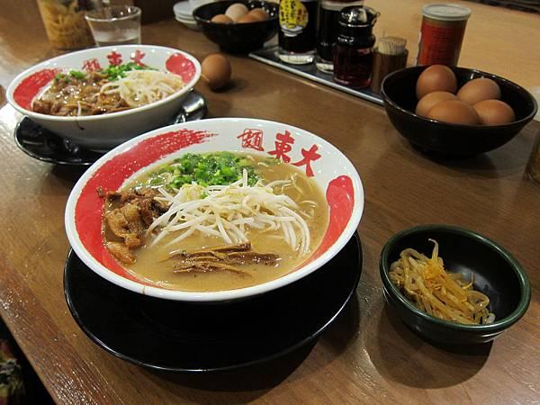德島ラーメン東大拉麵京都店 (5)