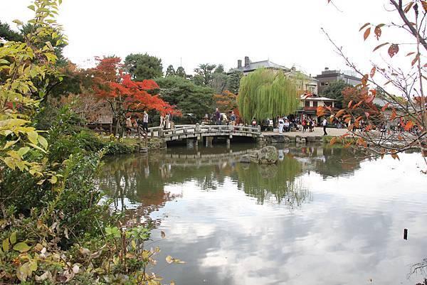 161115-6 円山公園 (1)