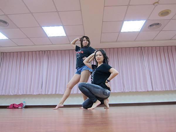 161228 救國團週三美式性感舞蹈班