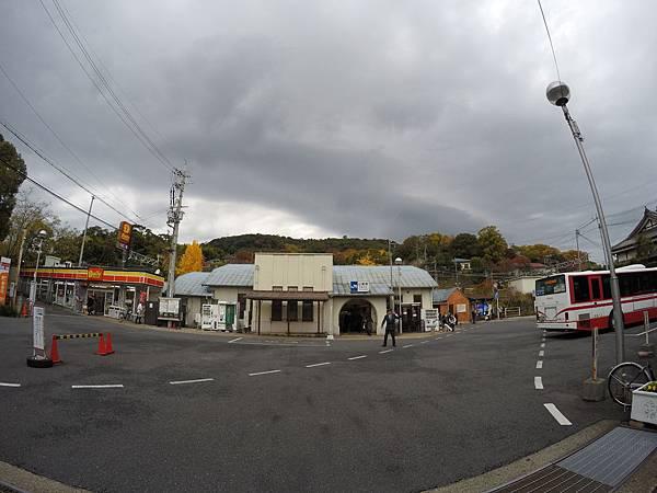 161120-2 JR山崎站 (1)