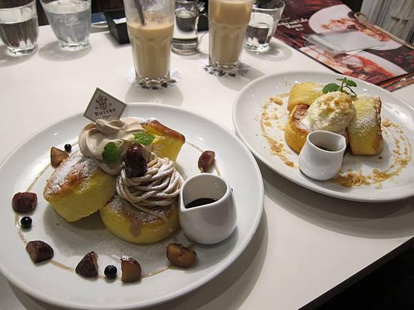 パンケーキ専門店 Butter茶屋町店 (6)