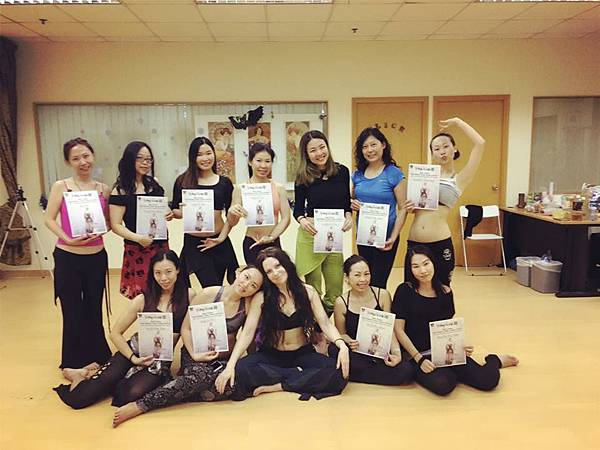 170220 Moria Tribal Bellydance Teacher Training 15 Hours (1)