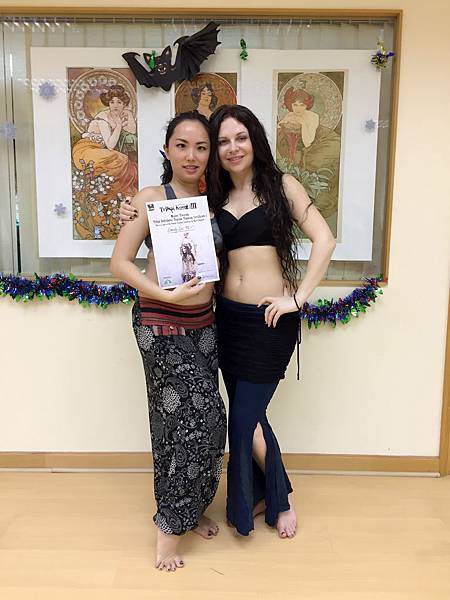 170220 Moria Tribal Bellydance Teacher Training 15 Hours (3)