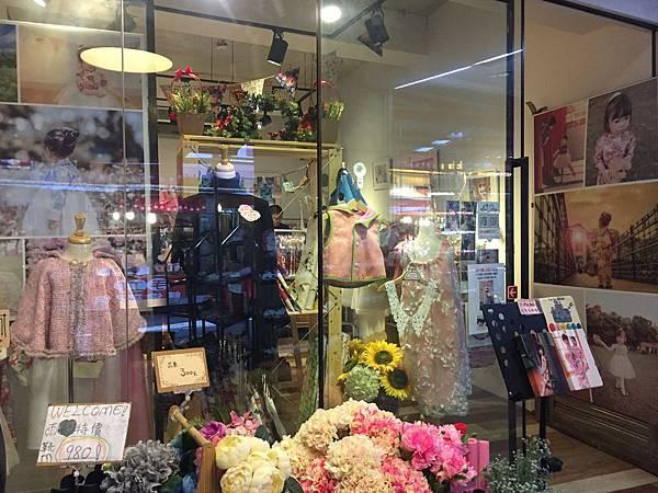 180131 Angel Nina 紗裙禮服DIY (1)