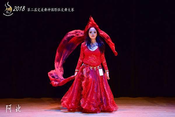 180114 玩美舞神國際肚皮舞大賽官方照片 by 陳建文 (8)