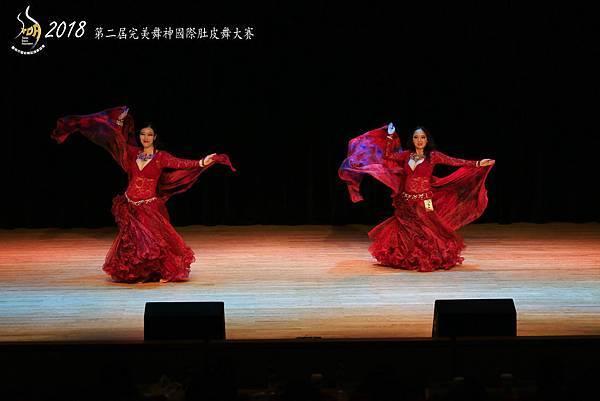 180114 玩美舞神國際肚皮舞大賽官方照片 by 賴爾柔 (1)