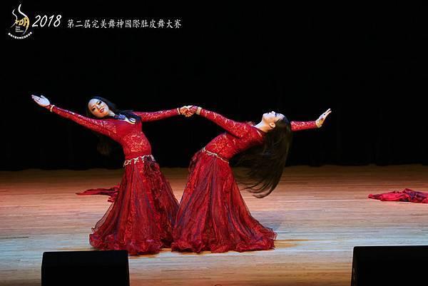 180114 玩美舞神國際肚皮舞大賽官方照片 by 賴爾柔 (3)